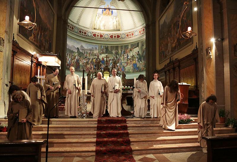 Coro Gregoriano Voce Mea