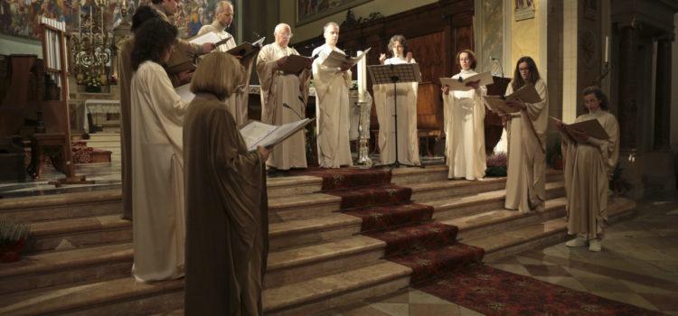 Coro gregoriano